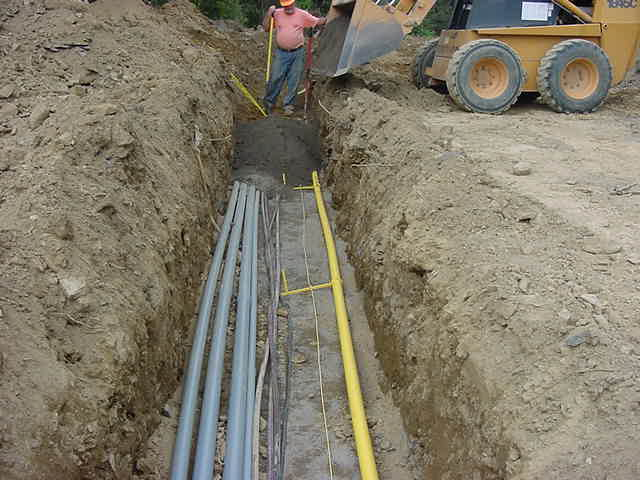 Innovative Trench Solutions, Inc  - Common Trench Spacer
